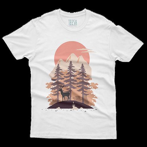 T- Shirt, Tramonto 3