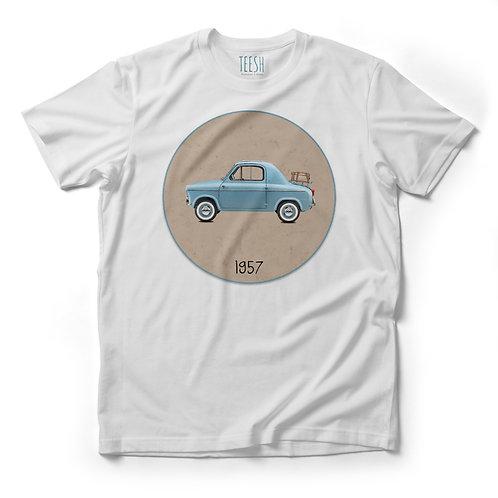 T- Shirt , PIAGGIO 400 1957