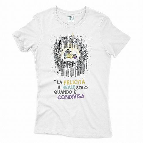 T- Shirt , La felicità