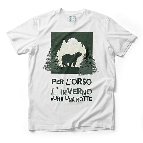 T- Shirt, Per l'orso