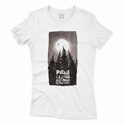 T- Shirt , Piena la luna