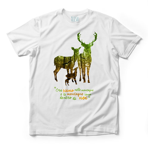T- Shirt , Ora siamo