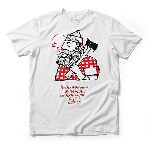 T- Shirt , Non amo di meno