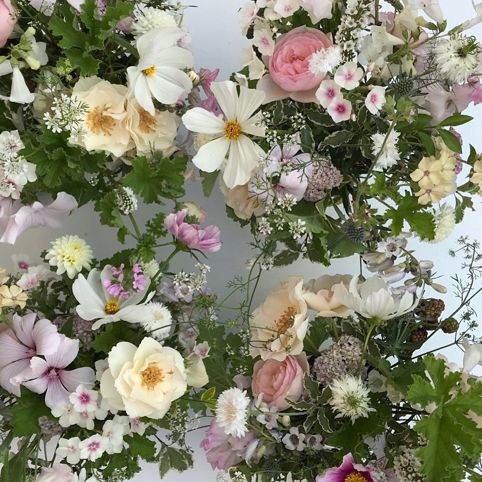 Summer Wedding Flowers, London