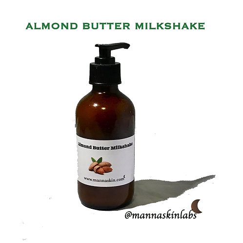 Almond Body Butter Milkshake 8 oz.