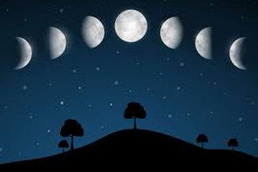Moon Phase Healing