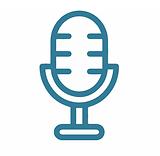 Podcast Symbol.