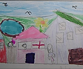 Drawing of Community Planning