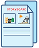 Storyboard Symbol