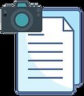 Photo Voice Symbol