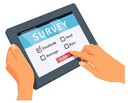 Person completeing Survey