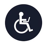 Accessibility Menu Symbol