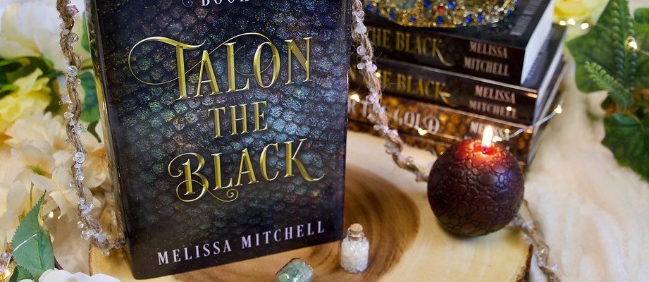Talon the Black - Hardcover