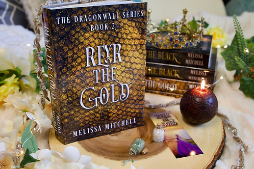 Reyr the Gold - Hardcover