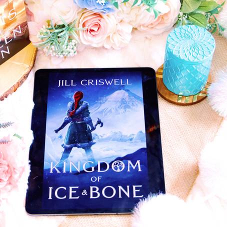 eARC Kingdom of Ice and Bone (Frozen Sun Saga #2)