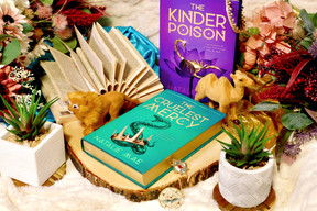 The Cruelest Mercy (The Kinder Poison 2)