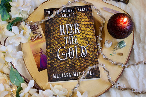Reyr the Gold - Signed Paperback
