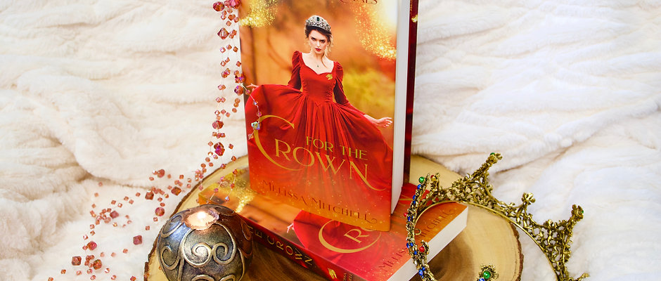 Hardcover For the Crown