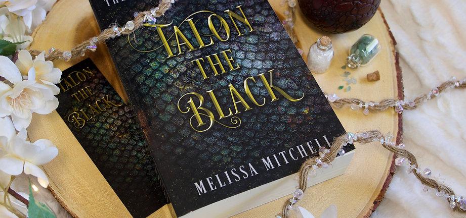 Talon the Black - Signed Paperback