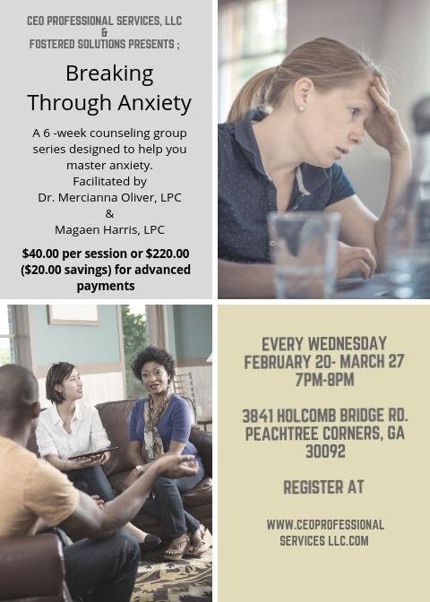 Breaking Through Anxiety