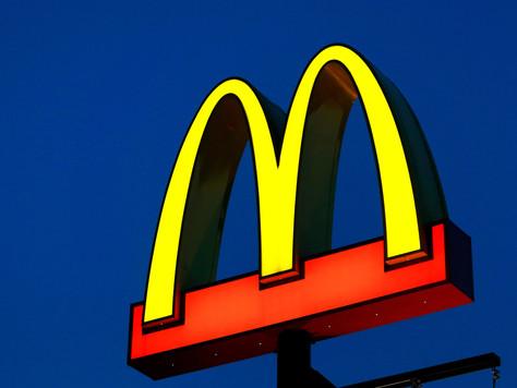 Você Sabia?... Curiosidades sobre o McDonald's em preparação para palestra do Vamos Subir