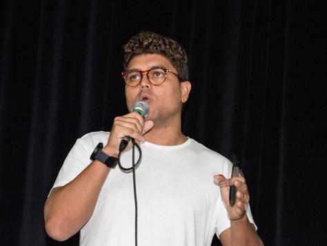 Tallis Gomes em evento com o Vamos Subir fala sobre como escalou sua empresa para 35 países em 4 ano