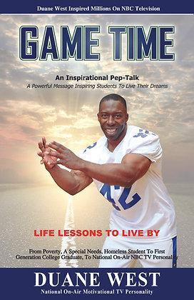 Game Time - An Inspirational Pep-Talk
