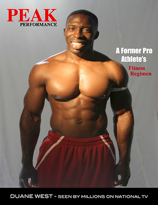 Peak Performance -         Men's Fitness Book