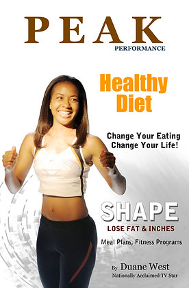 Healthy Meal Plans to Lose Fat and Inches