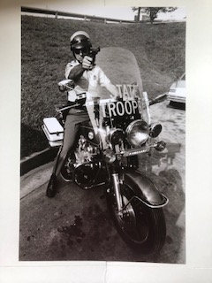 """Trooper Tom """"Pappy"""" O'Neal Poster"""
