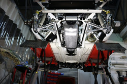 e-type underside restored