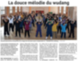 article dna wudang haguenau