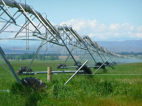 Smart Irrigation -  Market Potential