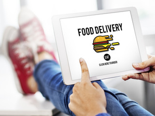 Food delivery application market can reach over 4 million users daily in Greater New York Area