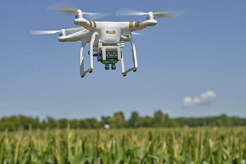 Drones in Agriculture - Market Research Based on a Survey