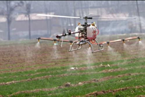 Agricultural Drones Market in China