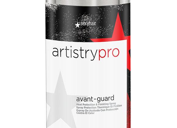 Avant-garde heat protection + finishing spray