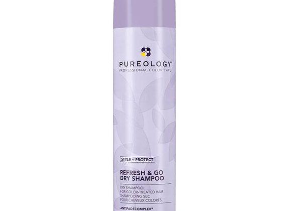 Refresh + Go Dry Shampoo Pureology