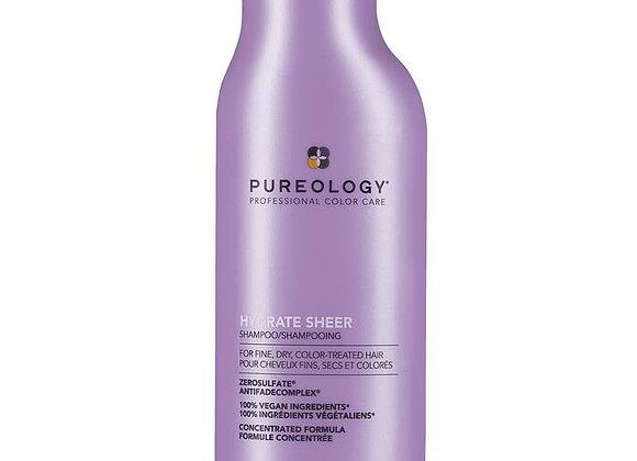 Hydrate Sheer Shampoo Pureology