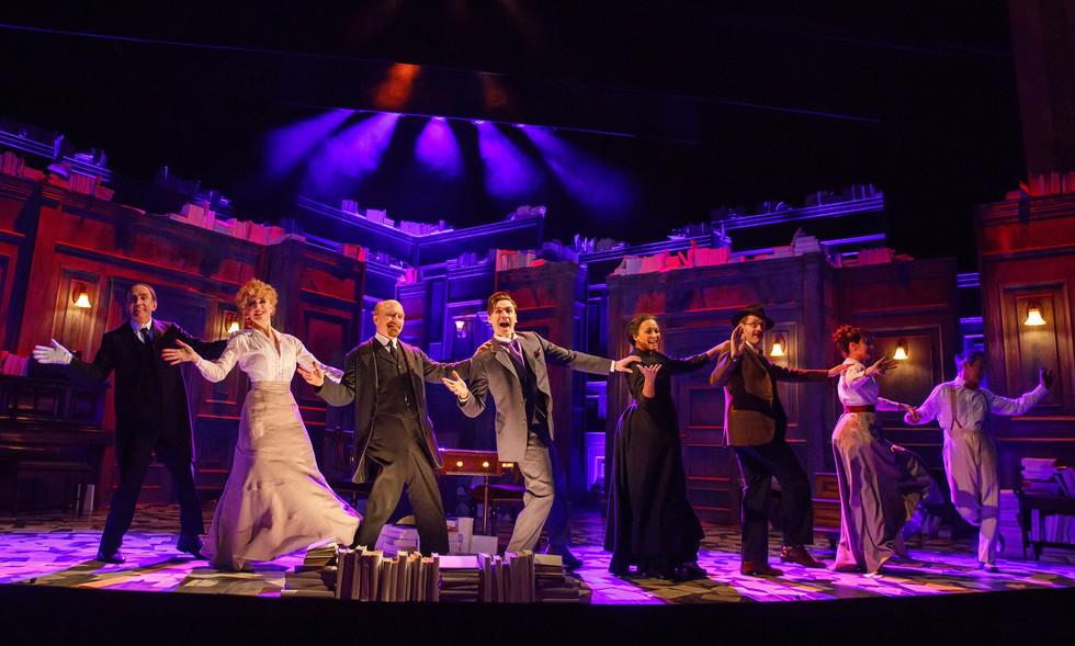Travesties - Broadway