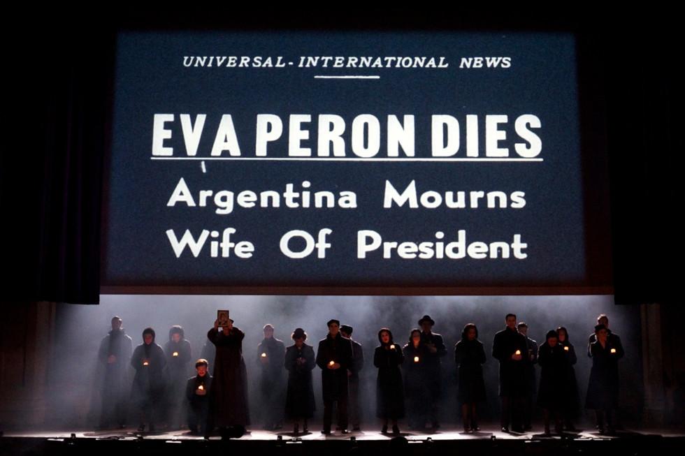 Evita - US Tour