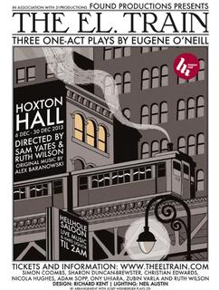 The El Train Poster