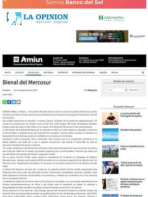 2020_09_02_Jornal La Opinion_Argentina_B