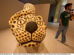 8ª Bienal do Mercosul - Mostra Além Fronteiras, no MARGS