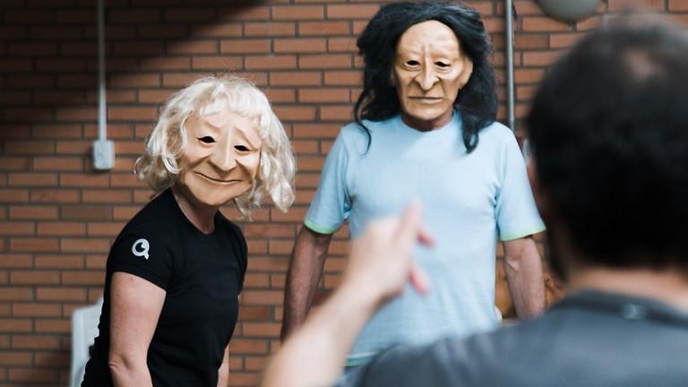 Residência Corpo-Máscara