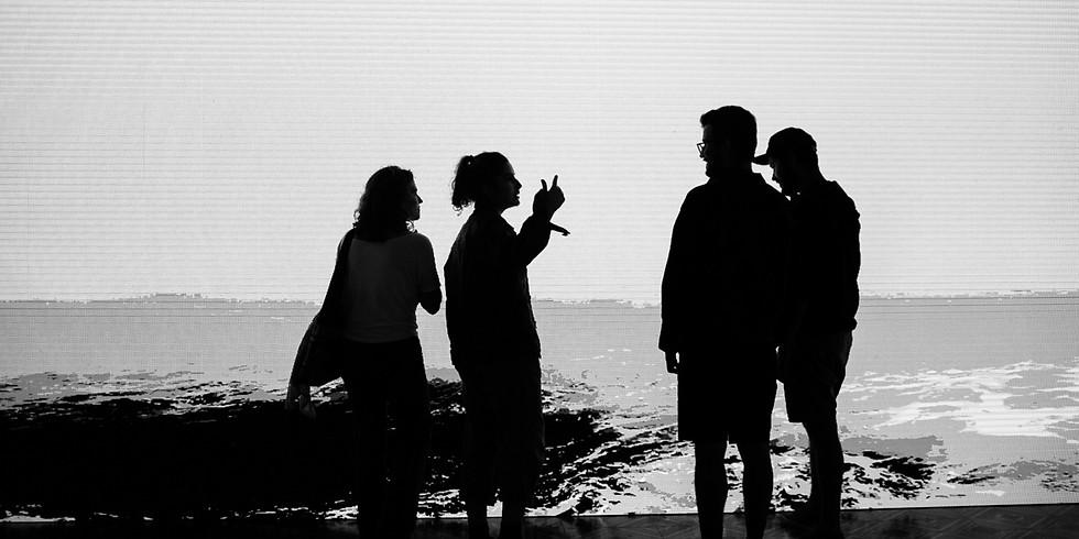 Seleção de Mediadores Bienal 12