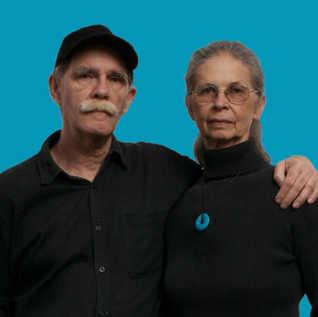 Carole Condé e Karl Beveridge
