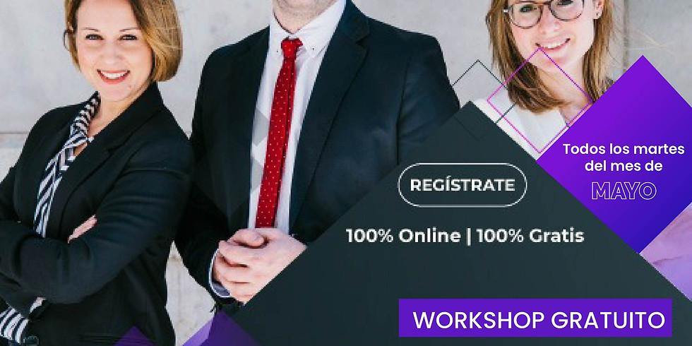 Workshop: Sin bienestar personal no hay productividad laboral