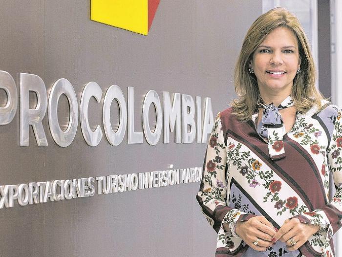 Flavia Santoro, Presidenta ProColombia