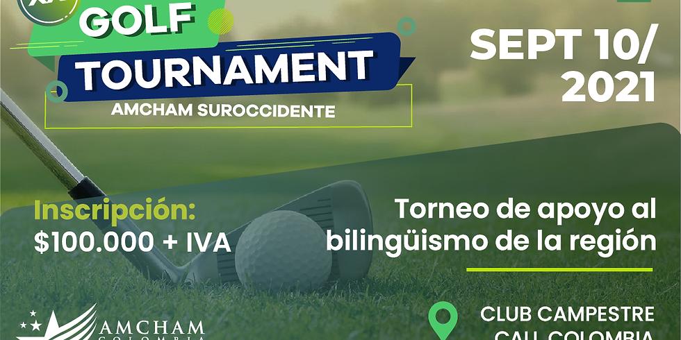 Torneo de Golf - AmCham Sur Occidente